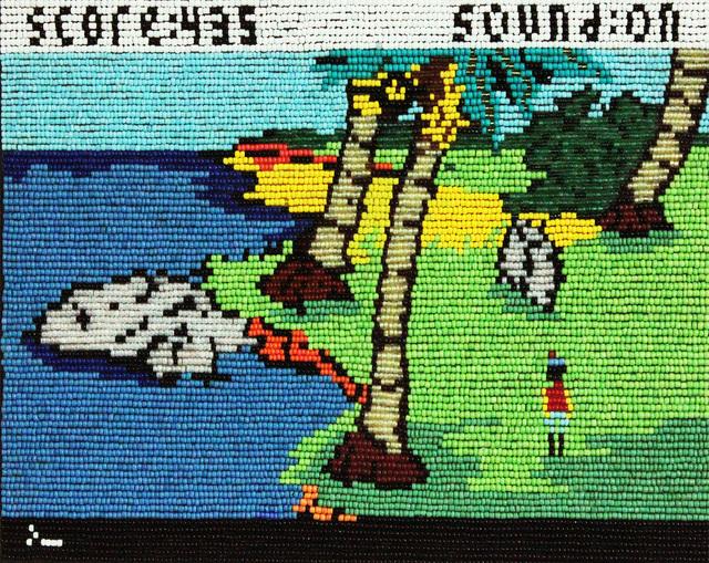 , 'Score 435,' 2014, Antena Estudio