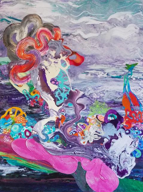 , 'Step Off My Cloud ,' 2015-2016, Gallery Elena Shchukina