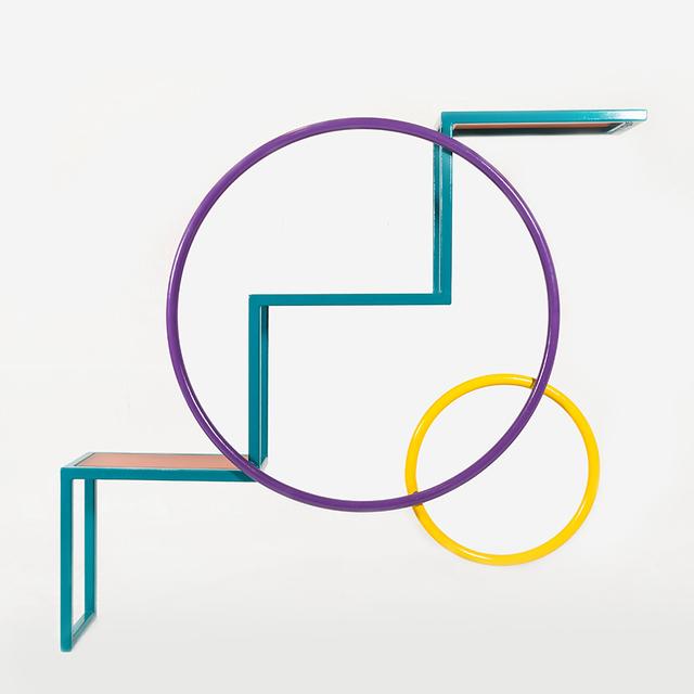 , 'Przemek Pyszczek, Three Stepped Wall Mounted Shelf, CA, 2019,' 2019, Todd Merrill Studio