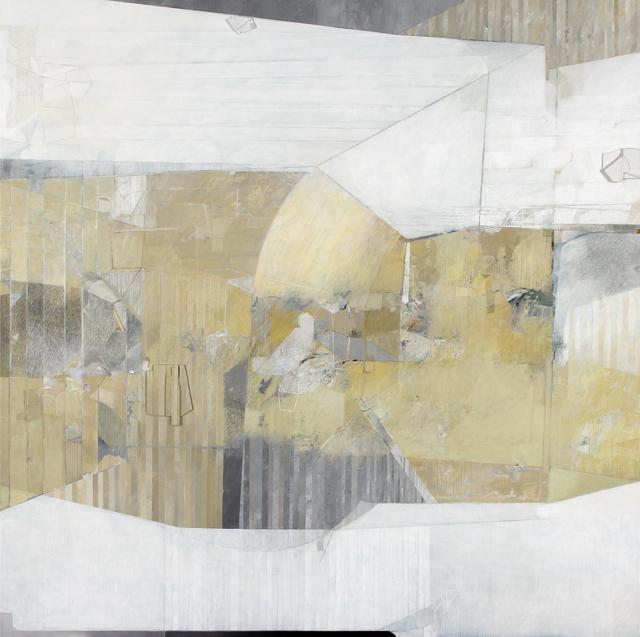, 'Um estudo em suspenso,' 2018, Galeria de São Mamede