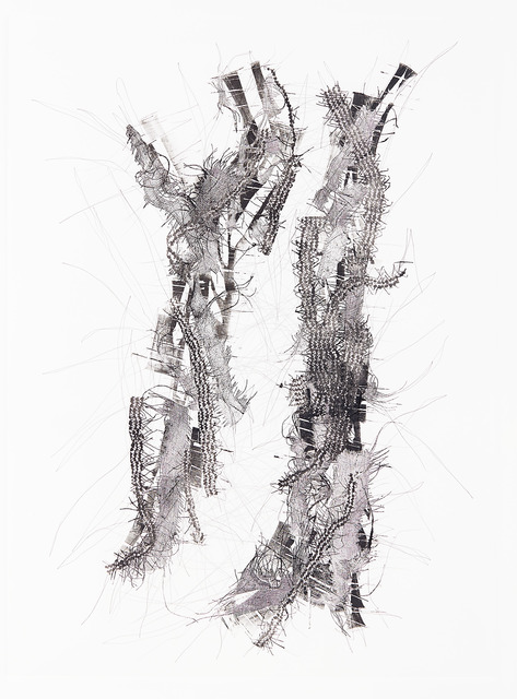 , 'Tearing the Veil #3,' ca. 2019, Priscilla Fowler Fine Art