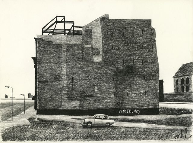 , 'Studio Hansa by the Wall, 1977,' 2019, Urban Spree Galerie