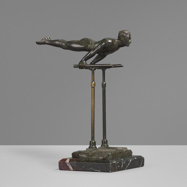 Georg Eichhorn, 'Untitled (Gymnast)', 1927, Wright