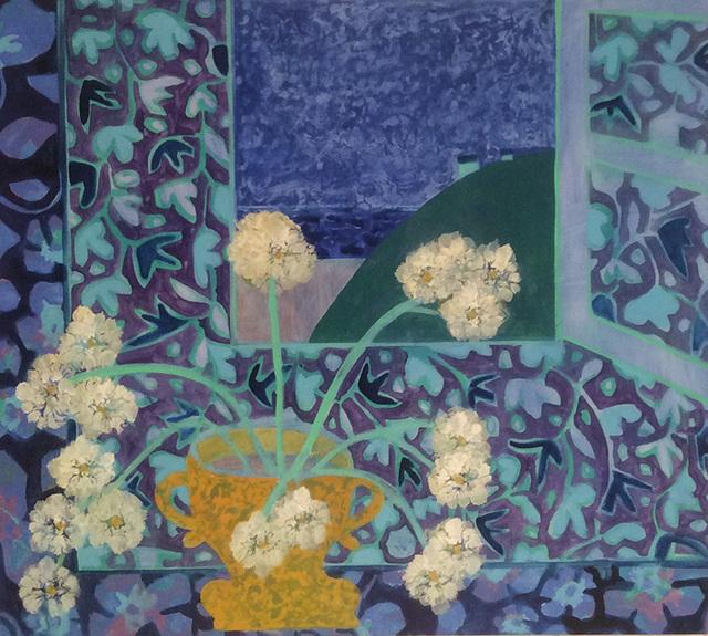 , 'Chrysanthemum,' 2015, Kathryn Markel Fine Arts