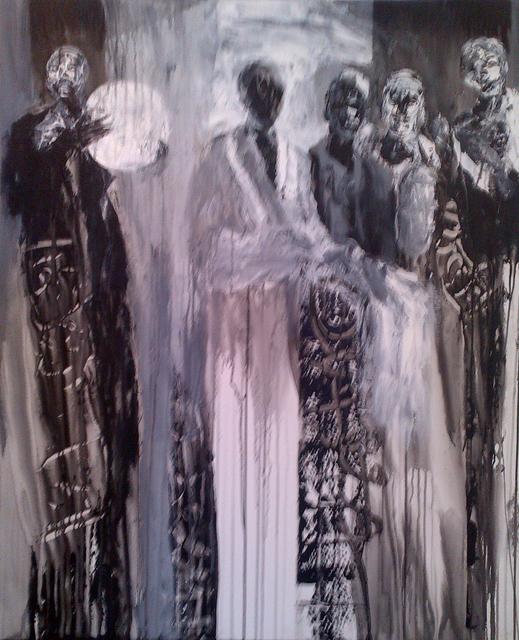 Ahmad Moualla, 'Untitled', 2010, Mark Hachem Gallery