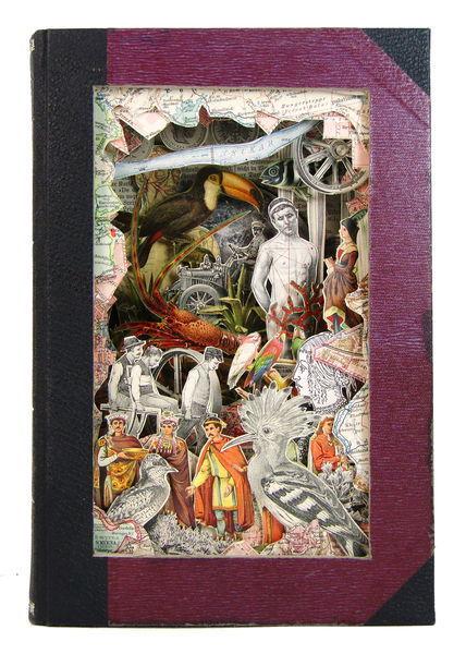Alexander Korzer Robinson, 'Meyers Kleines Lexikon 4, 1906', 2019, Victor Lope Arte Contemporaneo