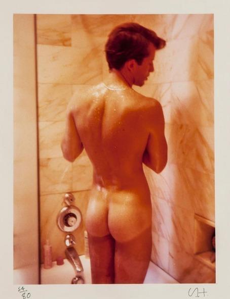 David Hockney, 'Peter Showering', 1976, Caviar20