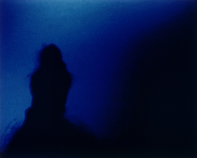 , 'Standing in Blue,' 2000, Sebastian Fath Contemporary