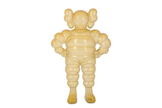 KAWS, 'Chum (Clear)', 2011, Chiswick Auctions