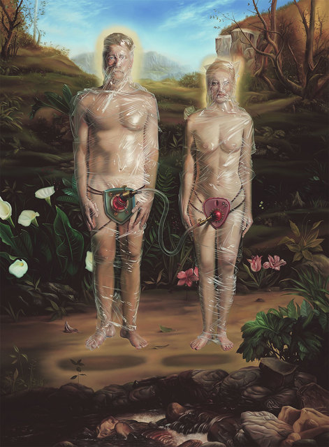 David Michael Bowers, 'Safe Sex', IX Gallery