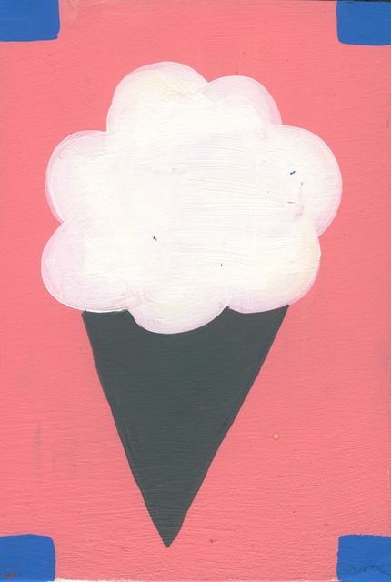 , 'Cloud Cone,' 2015, Court Tree Gallery