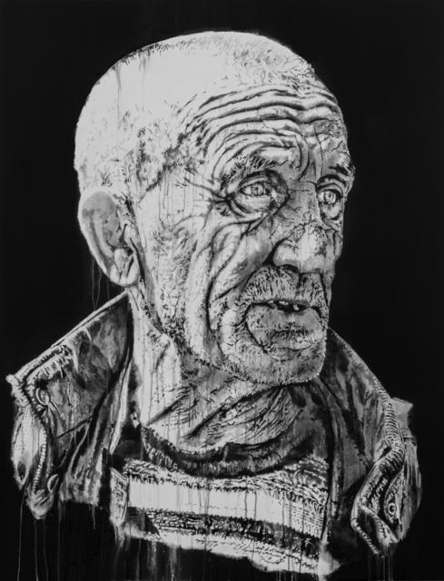 Hendrik Beikirch, 'Sergey', 2017, Galerie Droste