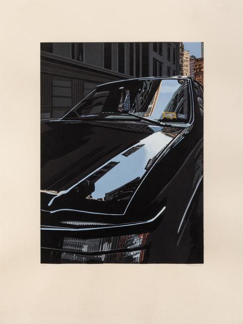 Richard Estes, 'Downtown, Near Broadway', 2003, Hindman