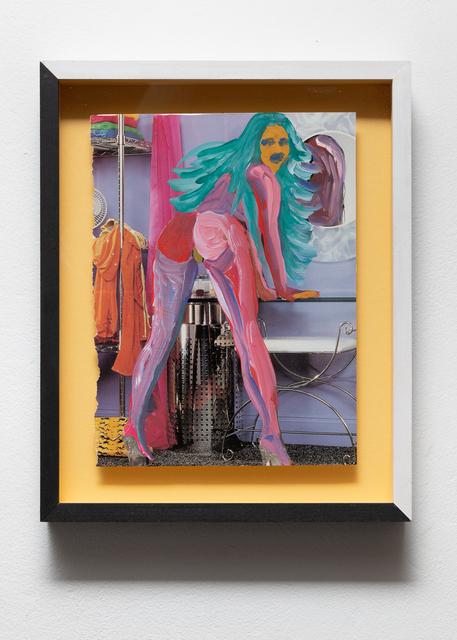 , 'Mimi Pineapple,' 2018, LAMB Arts