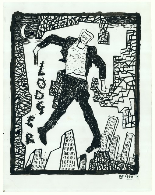 , 'Lodger,' 1979, Masterpiece Art