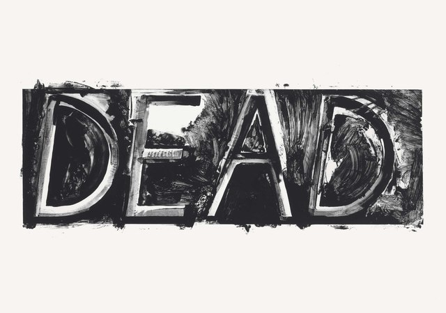 , 'Dead,' 1975, Sims Reed Gallery