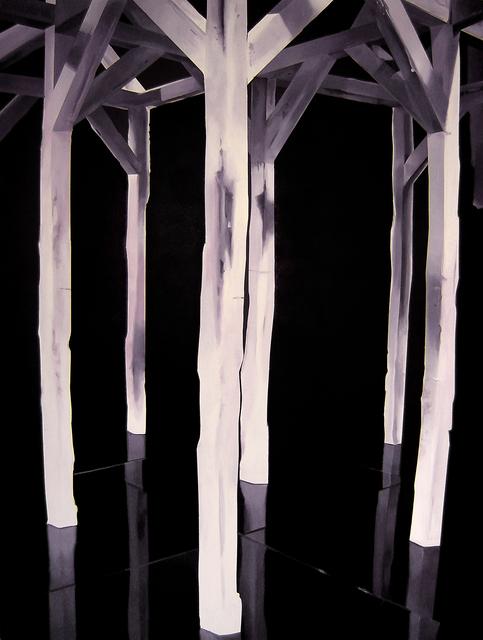 , 'Blod og jorg (courtesy B. Violette) ,' 2007, Lily Robert
