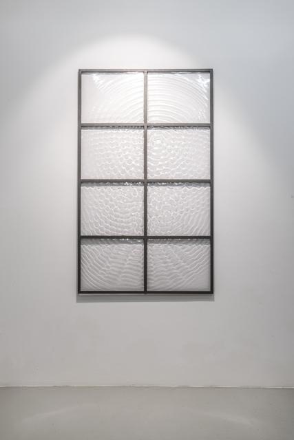 Loris Cecchini, 'Dromocrones (Telluric reverb)', 2018, Diana Lowenstein Gallery