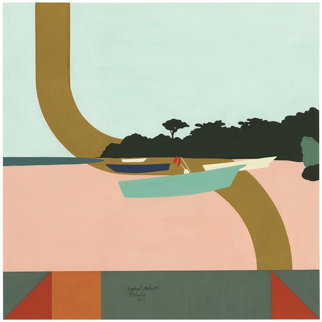 , 'Tropical Study 04, Pelada,' 2016, Joshua Liner Gallery