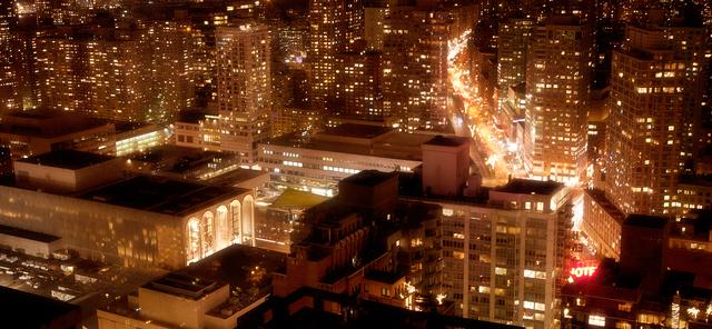 David Drebin, 'Lincoln Center, New York', 2012, CHROMA GALLERY