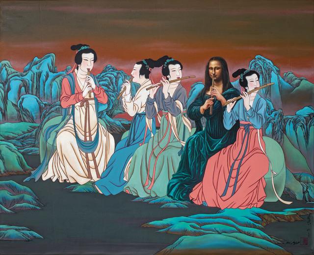 , 'Sonata,' , Wentworth Galleries