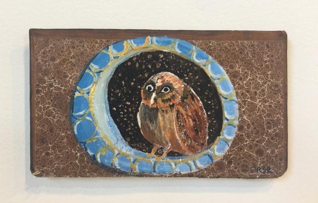 , 'The Owl,' 2019, Ro2 Art