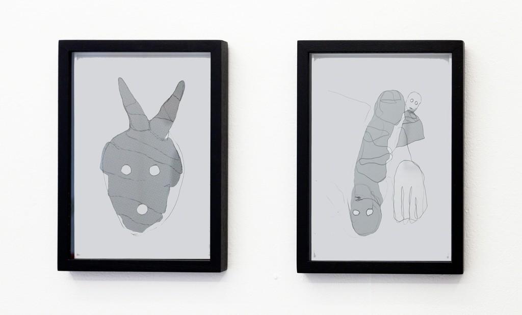 "exhibition #3: ""In Folge II"", stöckerselig (Basel)"