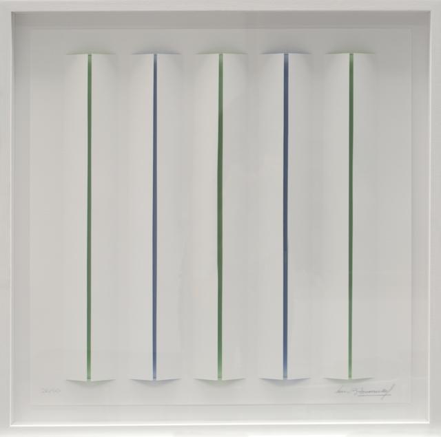 , 'S/T2,' 2012, Polígrafa Obra Gráfica