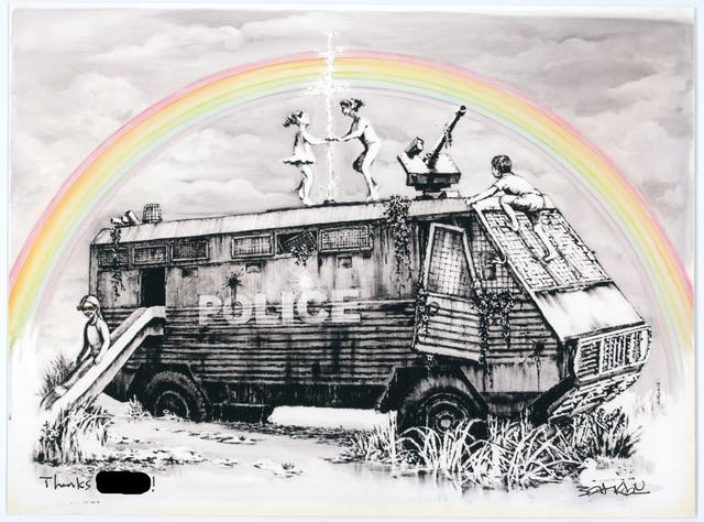 Banksy, 'Dismaland Gift Print', 2015, Prescription Art