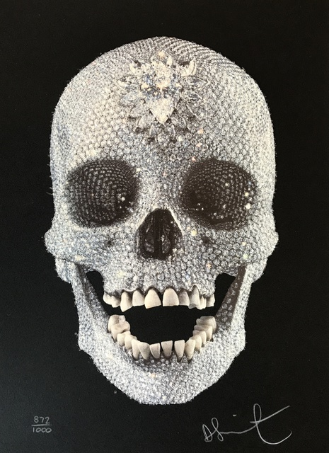 Damien Hirst, 'For The Love of God', 2009, Denis Bloch Fine Art