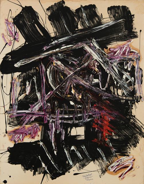 , 'Quagmire,' 1982, Hollis Taggart