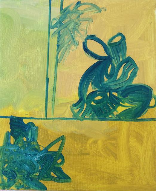 , 'Yellow 1,' 2015, Arusha Gallery