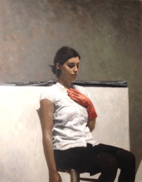 , 'Guante rosa,' 2015, Galeria Contrast