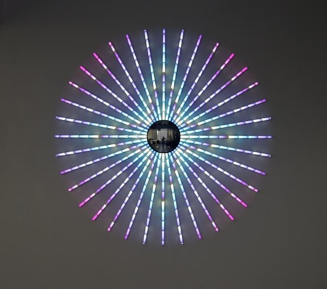 , 'Blue Star,' 2014, Carroll / Fletcher