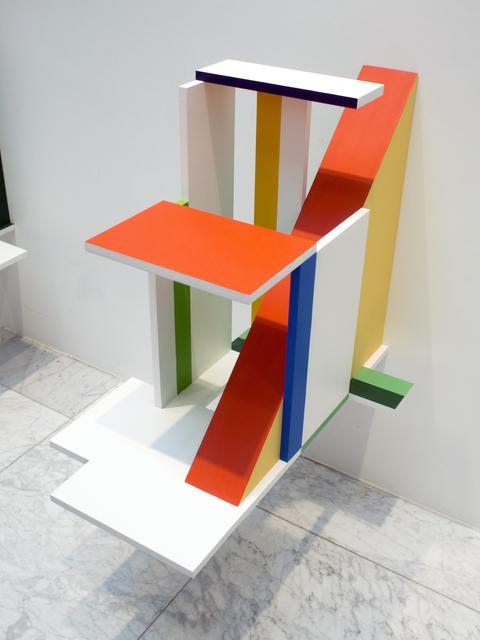 , 'Décalque spatial A,' 2018, The Merchant House