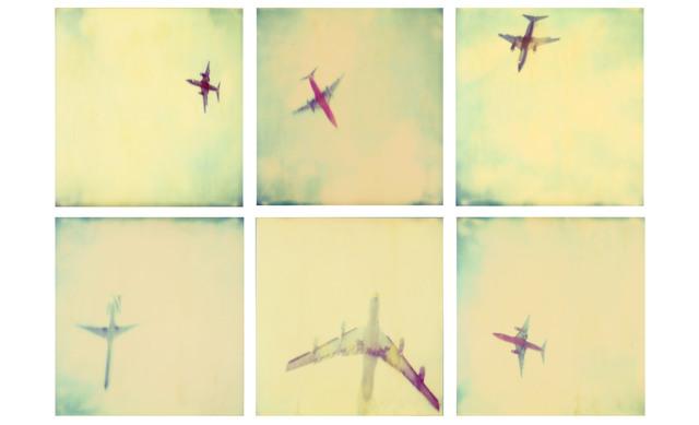 Stefanie Schneider, 'Planes', 2001, Instantdreams