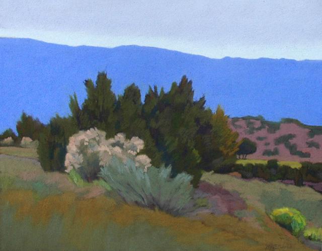, 'Blue Ridge,' 2018, Ventana Fine Art