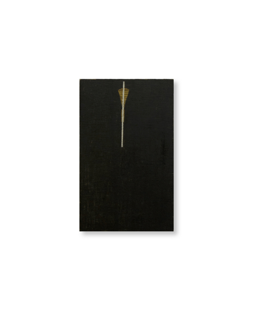 , 'Untitled (black plywood works),' 1986-1986, Bartha Contemporary