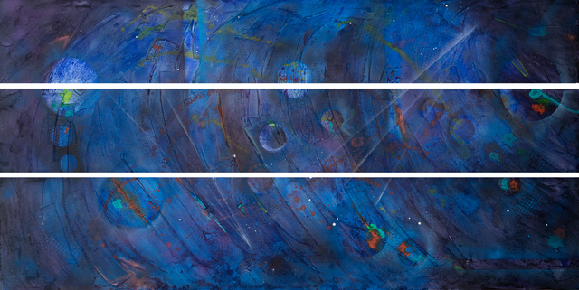 , 'Interstellar No 3,' 2018, Contemporary Gallery CH