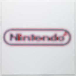 , 'Nintendo blood slide Picture 99,' 2014, Feuer/Mesler