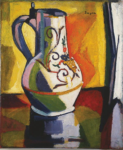 , 'Still Life,' 1912, Montclair Art Museum