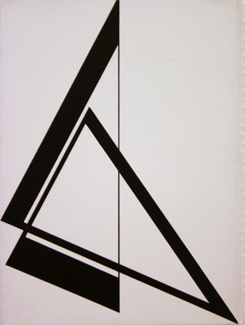 , 'Sceau 44,' 1990, ONIRIS - Florent Paumelle