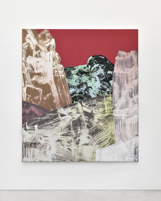 , 'Figure-CDM17,' 2017, Galerie Christophe Gaillard