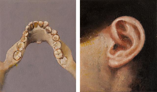, 'Primate I / II,' 2018, Acervo – Contemporary Art