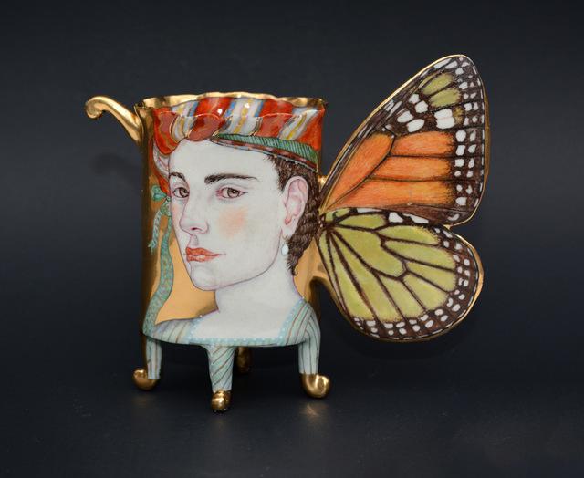 Irina S. Zaytceva, 'Monarch', 2019, Duane Reed Gallery