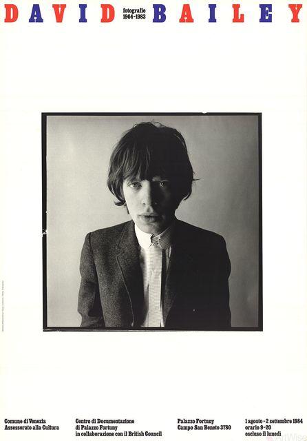 , 'Mick Jagger,' 1984, ArtWise