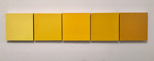 , 'SHADES [ Summer to Fall ] Polyptych,' 2017, Spotte Art
