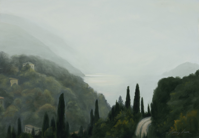 , 'Lake Como in the Mist,' , Pucker Gallery