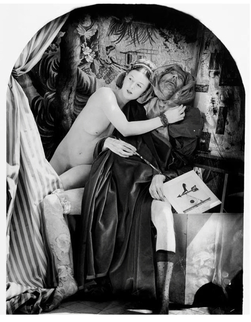 Joel-Peter Witkin, 'Raphael and La Fornarina [拉斐尔和弗马里娜]', 2003, OFOTO&ANART