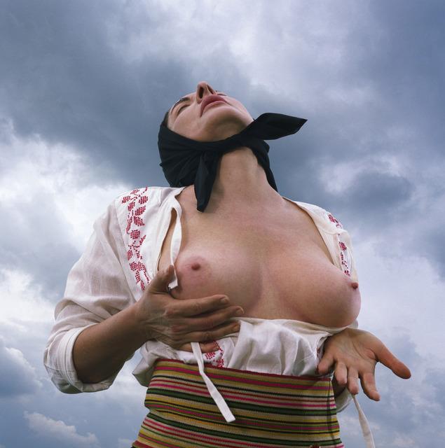 , 'Woman Massaging Breast II (from the Balkan Erotic Epic Series),' 2005, Sean Kelly Gallery